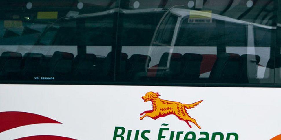 Monday's Bus Eireann Strik...