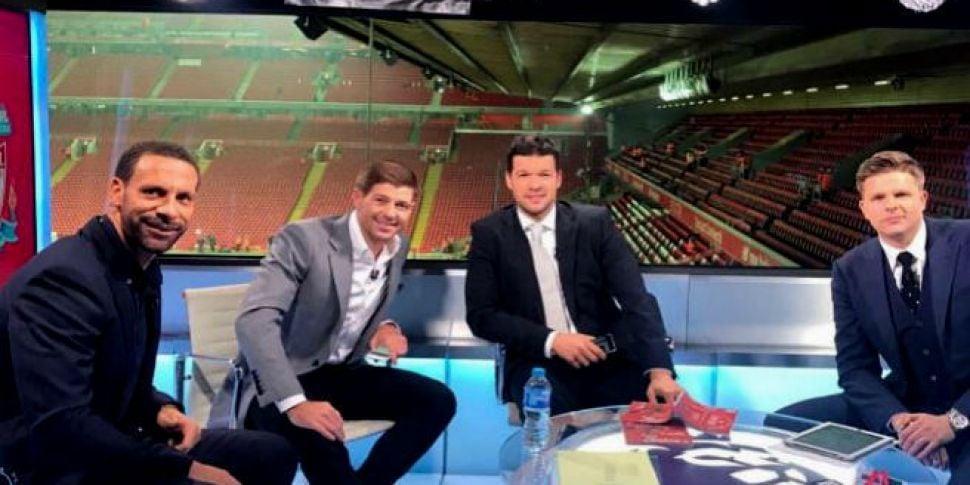 WATCH: Steven Gerrard's Re...