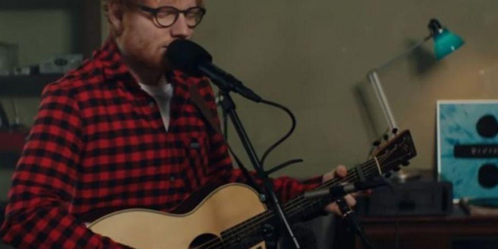 LISTEN & WATCH: Ed Sheeran - H...