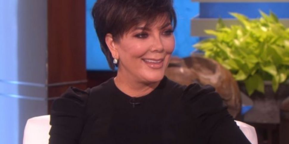 Kris Jenner Dishes On Kylie An...