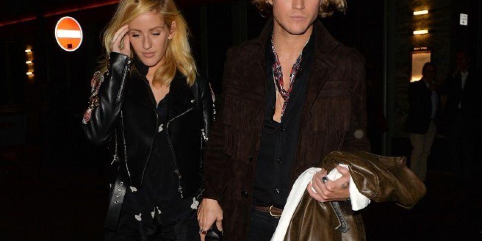 Ellie Goulding & Dougie Poynte...