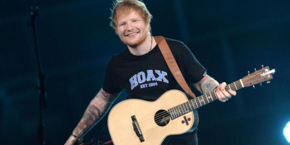 Ed Sheeran Teases Exciting New...
