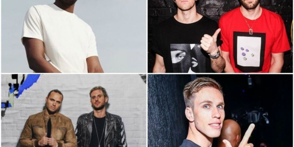 Full Creamfields 2017 Line-Up...