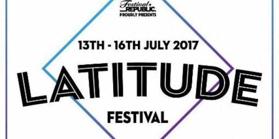 Latitude Lineup Announced
