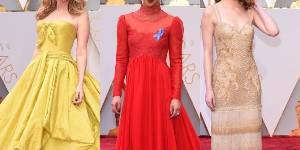 Oscars 2017: Best Dressed On T...