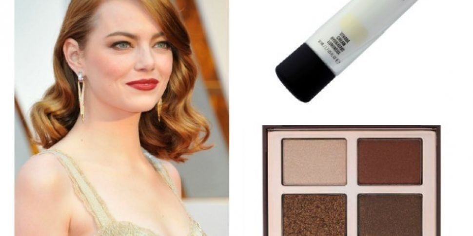 How To: Emma Stone's Oscar...
