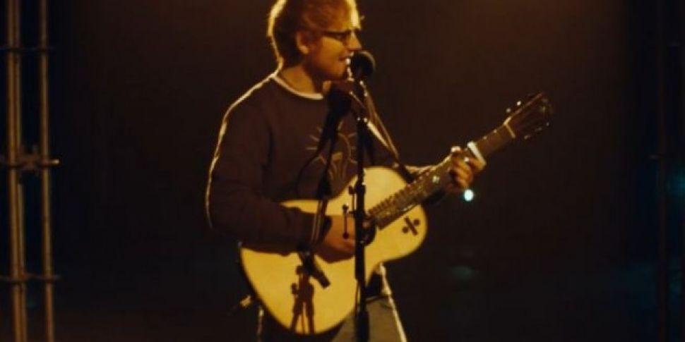 Listen: Ed Sheeran - Eraser