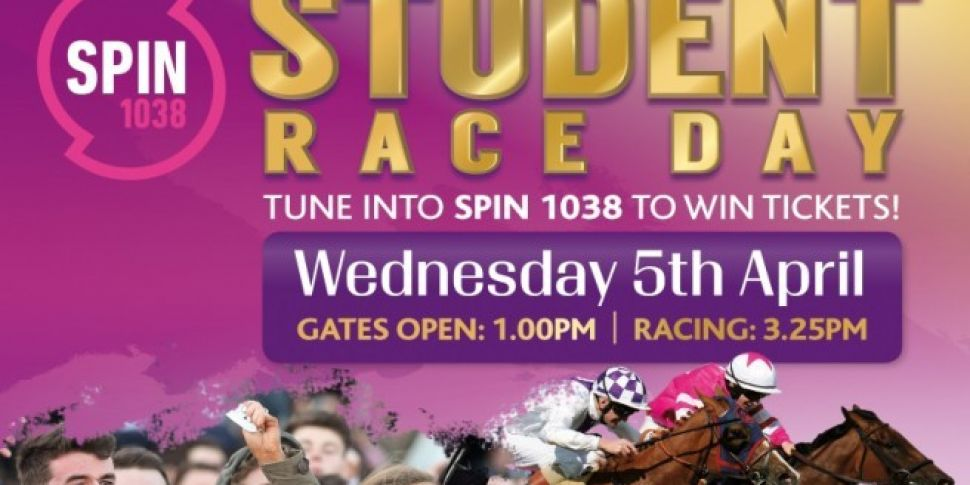 The SPIN1038 Student Raceday i...