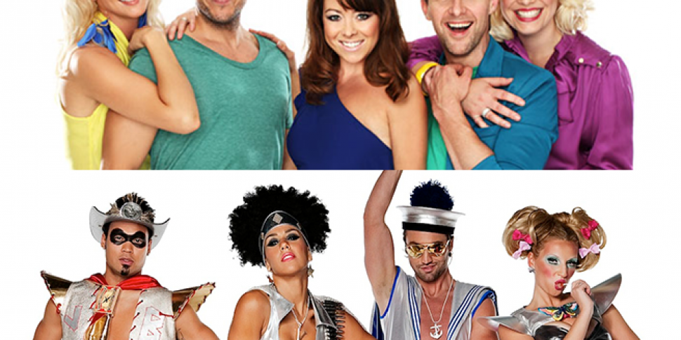 Steps & Vengaboys Are Coming T...