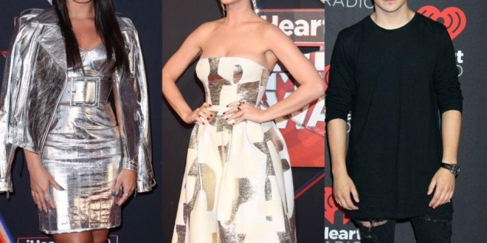 iHeart Radio Awards: Red Carpe...
