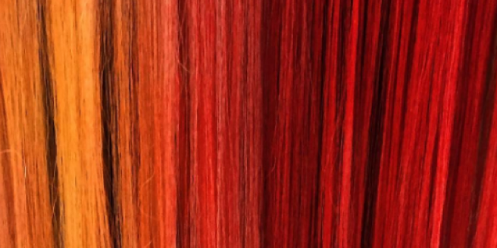 This Fire Hair Dye Will Blow Y...