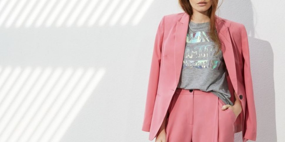 This Pink Suit From Penneys Is...