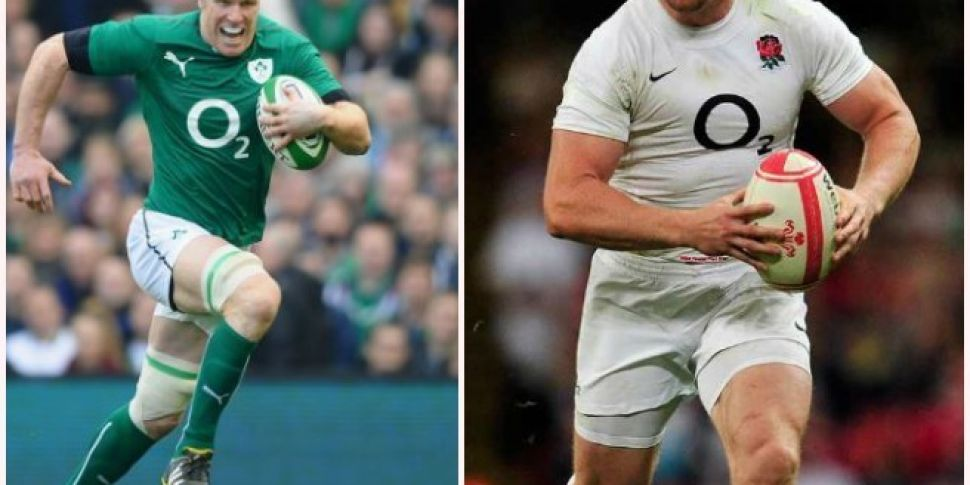 Ireland & England Legends Will...