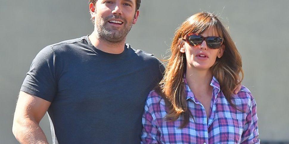 Ben Affleck & Jennifer Garner...