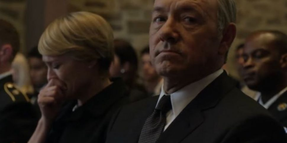 TRAILER: House Of Cards Season...