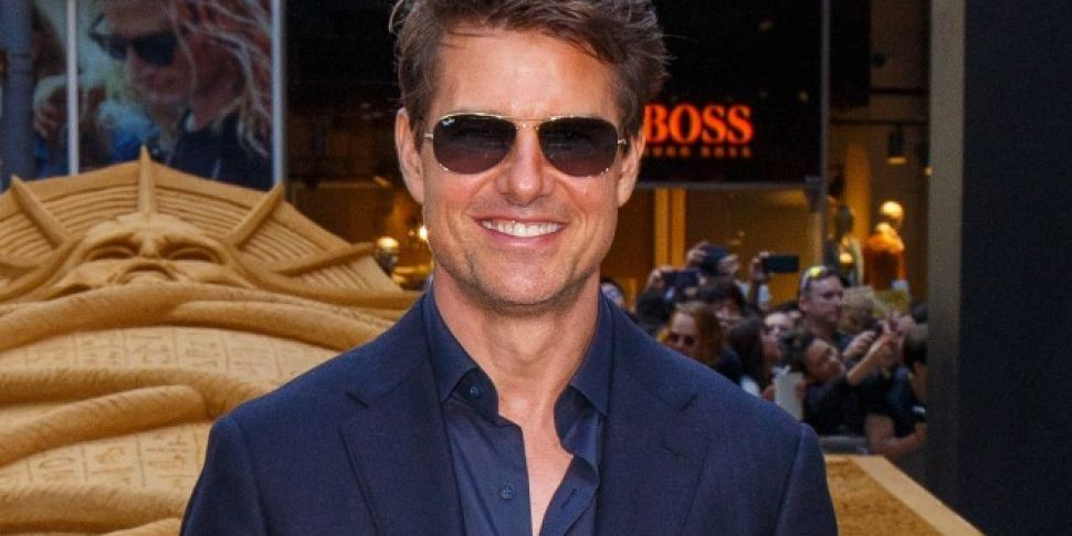 Tom Cruise Confirms Plans For...