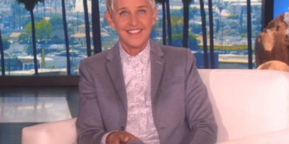 Ellen DeGeneres Announces New...