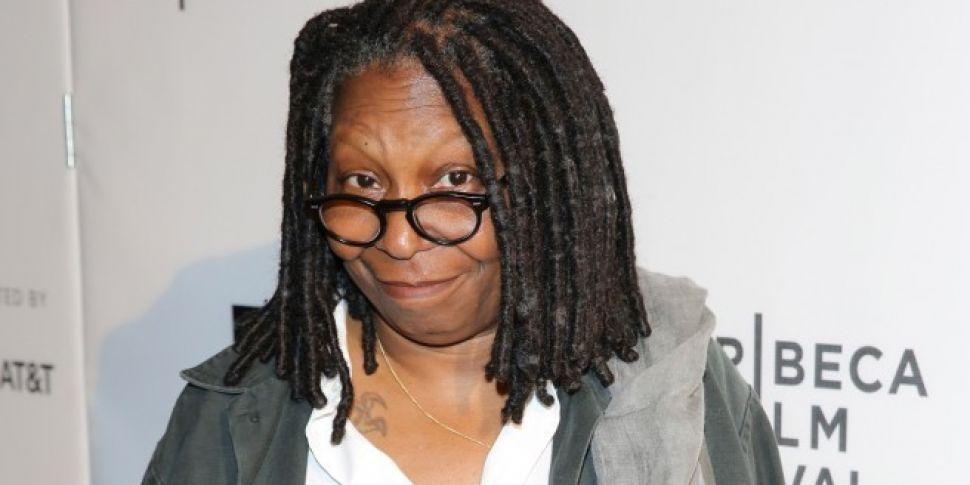 Whoopi Goldberg Says She's...