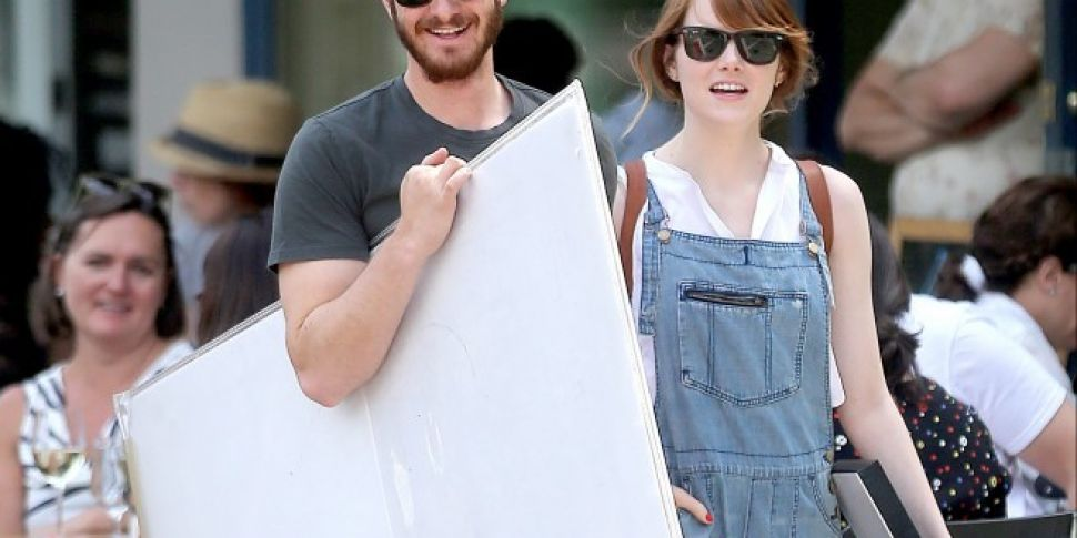 Reports Claim Emma Stone And Andrew Garfield Are Back On Spin1038