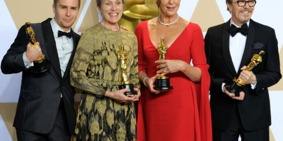 Here's The Full List Of Oscar Winners | SPIN1038