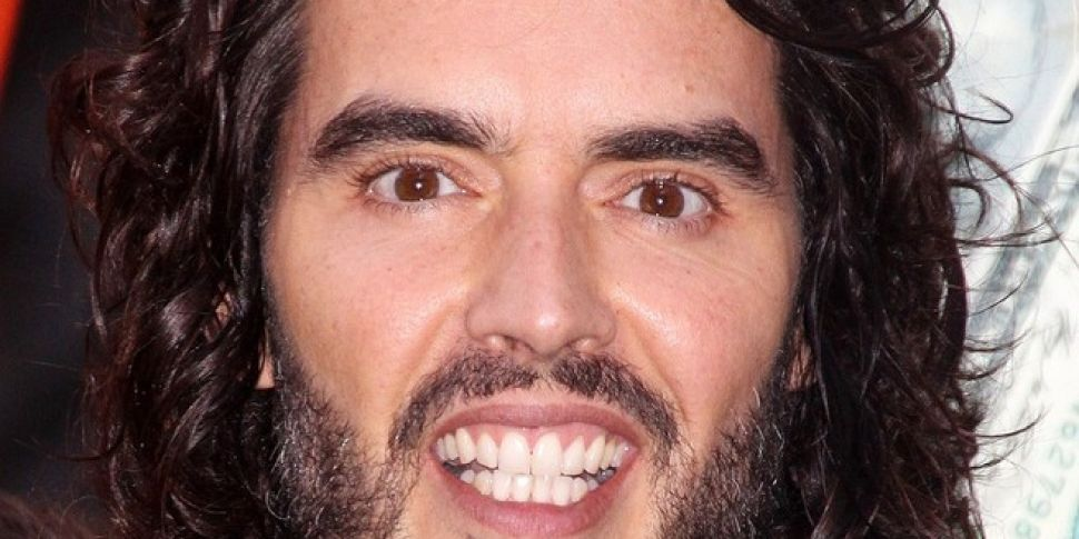 Russell Brand Is Going On An I...