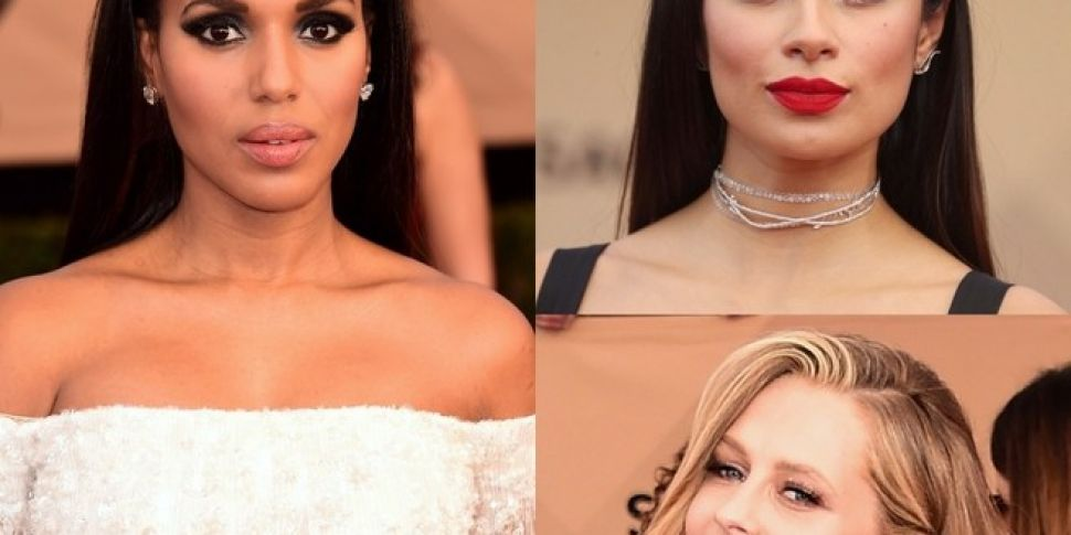 Best Makeup Looks From The SAG...