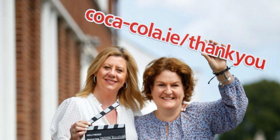 Shortlist For Coca-Cola Thank...