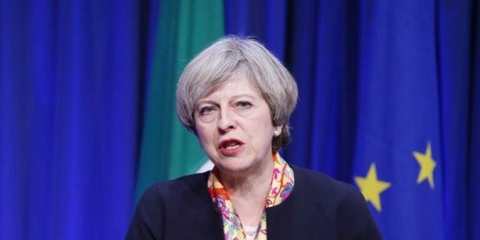 Theresa May Postpones Tomorrow...