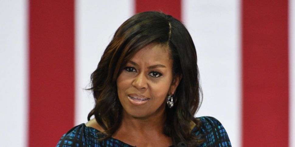 Michelle Obama Talks About Her...