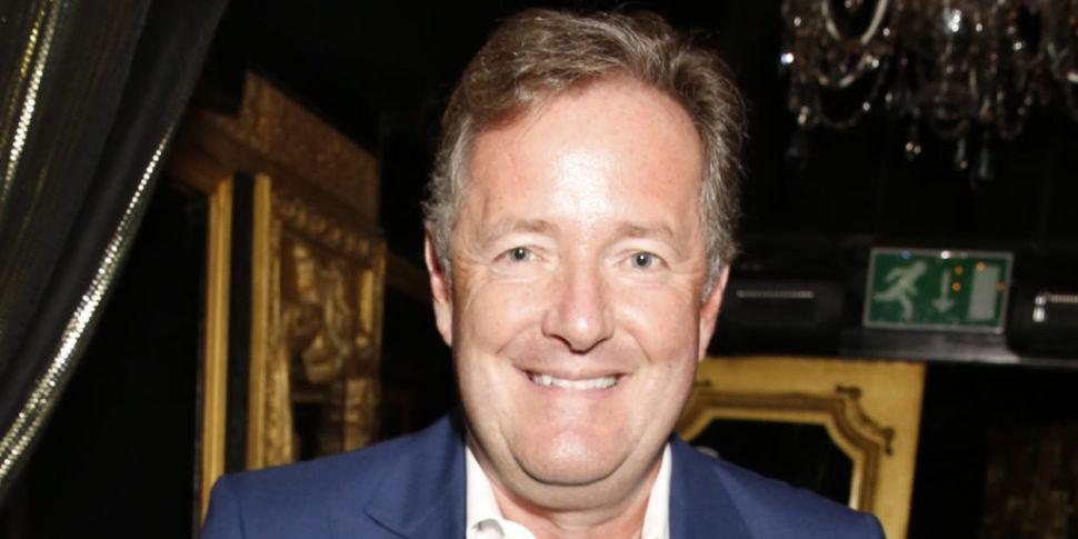 Piers Morgan Wants A Public Ap...