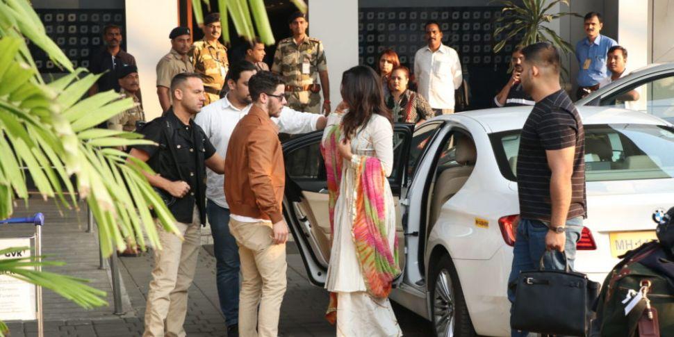Nick Jonas And Priyanka Chopra...