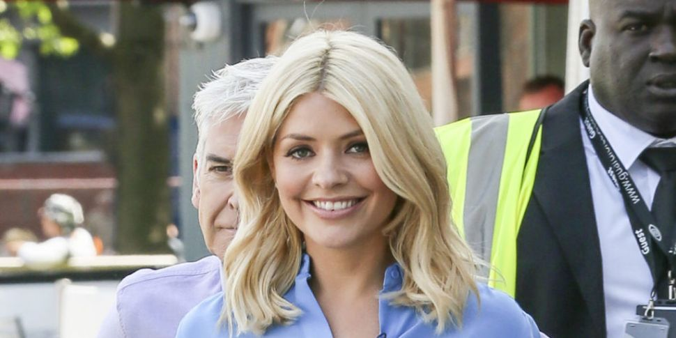 Holly Willoughby Was Close To...