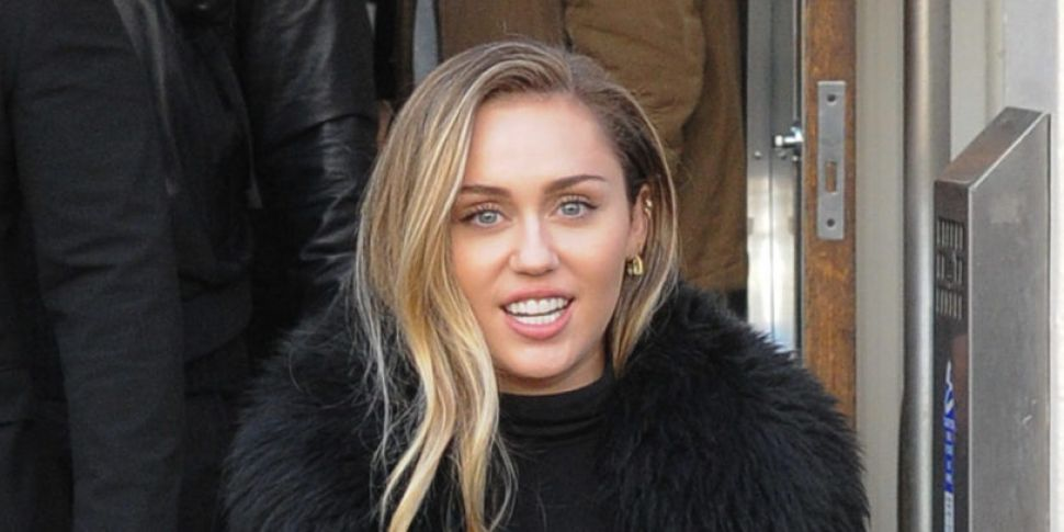 Miley Cyrus Admits She Was
