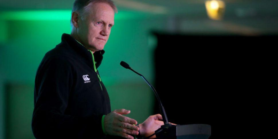 Ireland Squad For 2019 Six Nat...