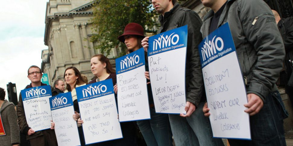 Nurses And Midwives Accept Pay...