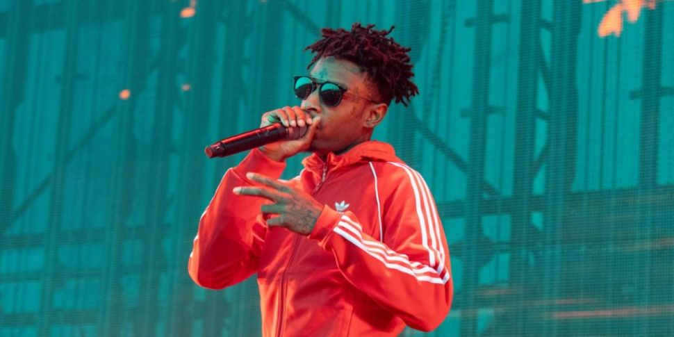 21 Savage Has Been Arrested As...