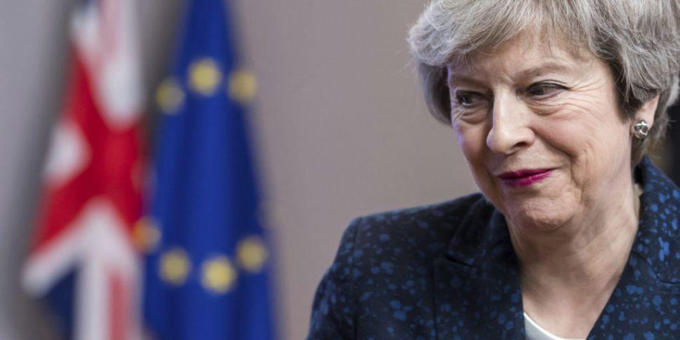 Theresa May Says She'll Quit I...