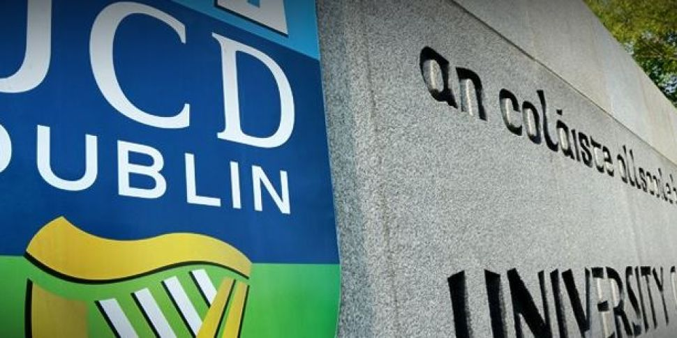 UCD Named Sunday Times Univers...