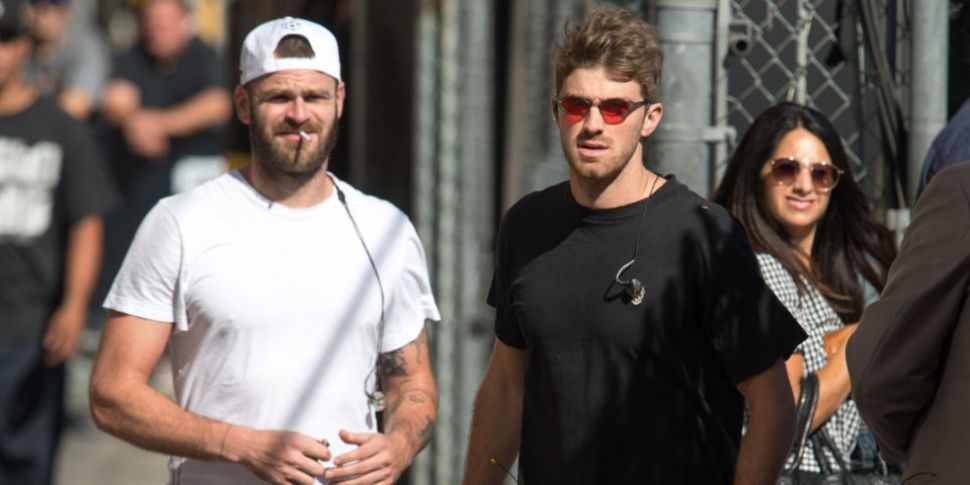 The Chainsmokers Reveal They N...