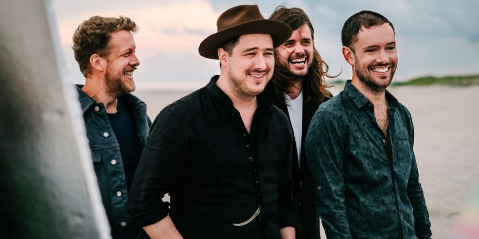 Mumford & Sons Add Extra Date...