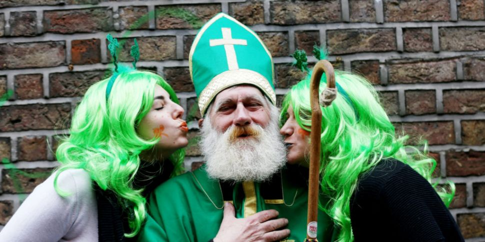 In Pictures: Dublin's St. Patr...