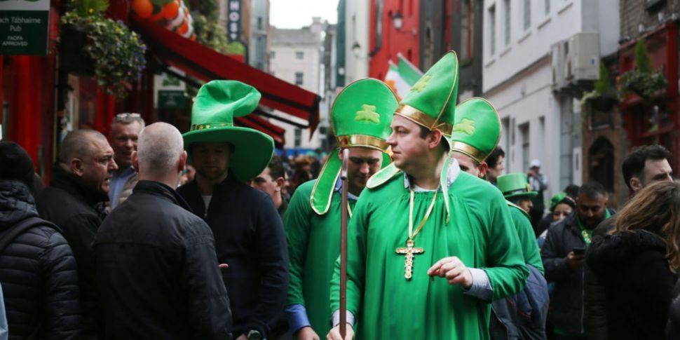 St. Patrick's Day Travel Info...