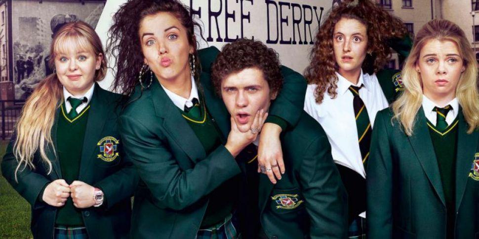 Derry Girls Nominated For BAFT...