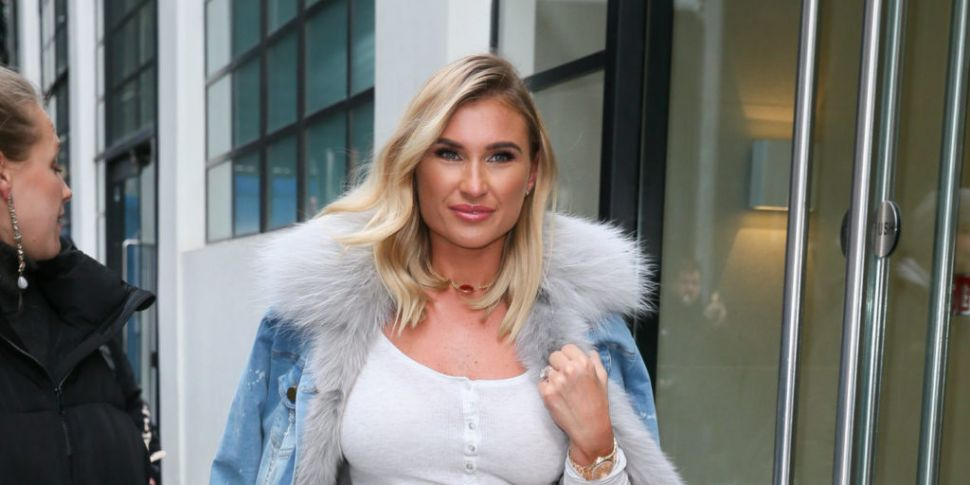 TOWIE's Billie Faiers Says Ano...