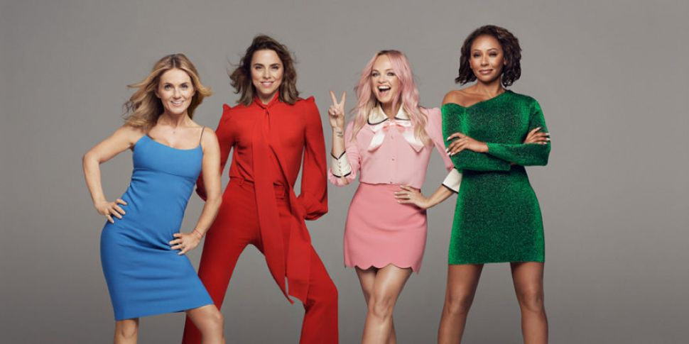 Spice Girls Announce Extra Tic...