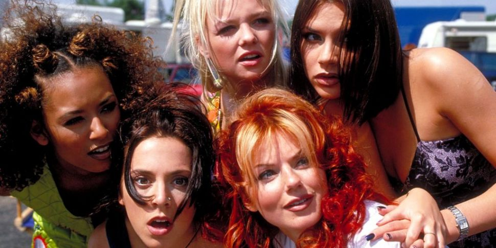 Spice World Showing At The Ste...