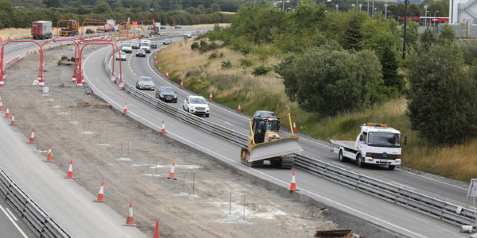 M7 In Kildare To Be Fully Reop...