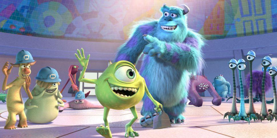 Original Monsters Inc Cast To...