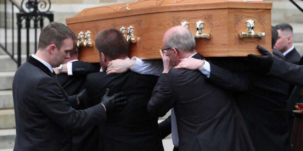 Funeral Of Lyra McKee Takes Pl...