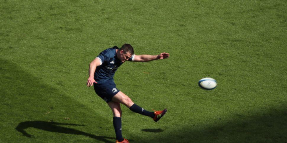 Leinster Name Team To Face Sar...